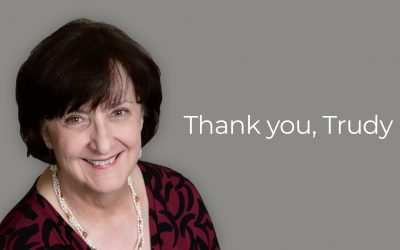 Trudy Hoffsommer to Retire End of September
