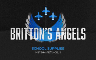 Britton's Angels – School Supplies