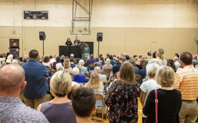 Worship Service Moved to Family Life Center Gym