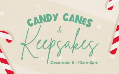 Candy Canes & Keepsakes