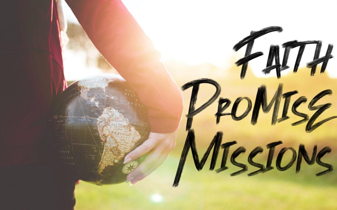 Partner Locally, Spread the Gospel Globally