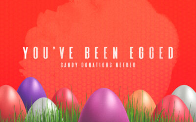 You've Been Egged! – Candy Needed