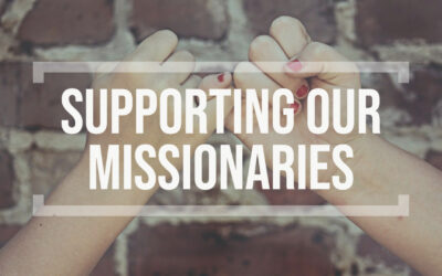A Message from the Missions Committee
