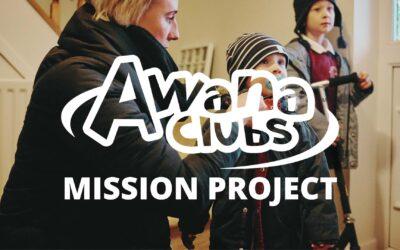Awana Mission Coat Drive