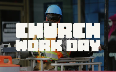Fall All-Church Workday
