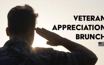 Veteran Appreciation Brunch